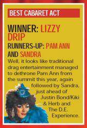 Lizzy Drip winner 2005